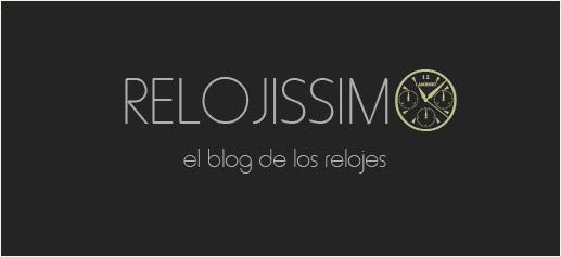 Presentación de Relojissimo, el blog de los relojes